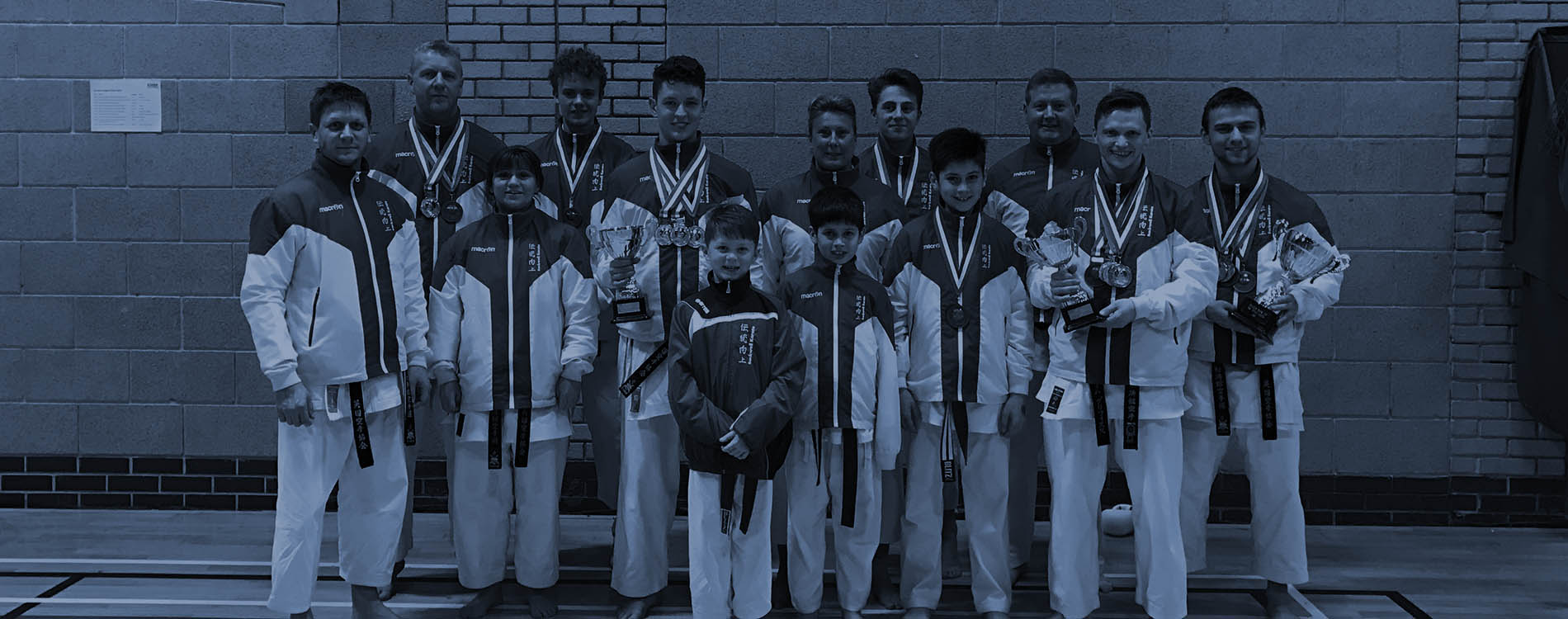 Club performs at Southern Region Karate Championships