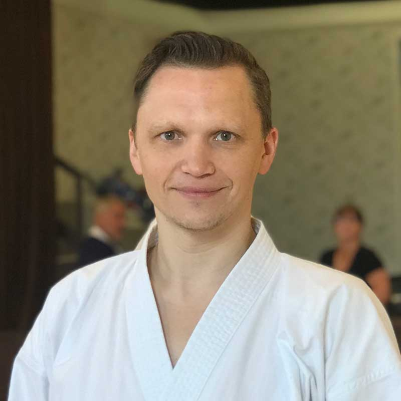 Sensei Tim Griffiths