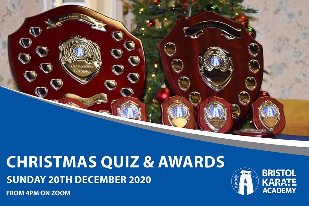 CHRISTMAS AWARDS & QUIZ