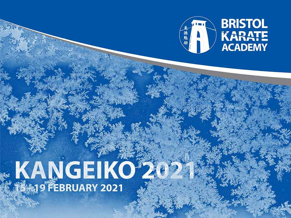 Join us for Kangeiko 2021!