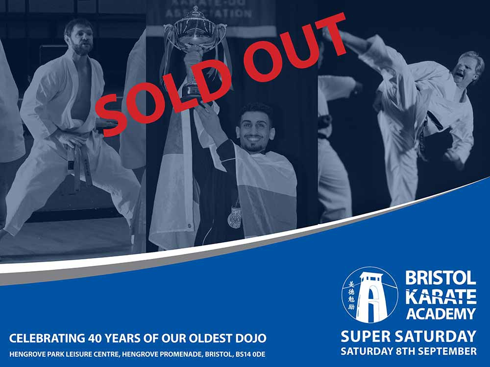 SUPER SATURDAY SOLD OUT!