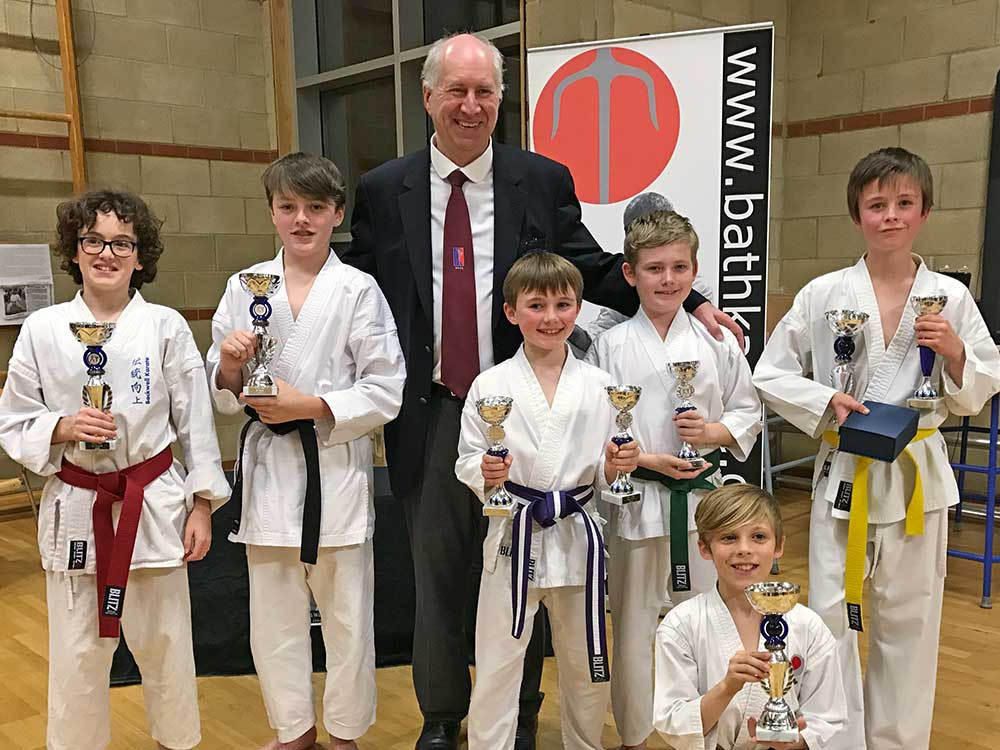 SENSEI BOB POYNTON PASSES AWAY